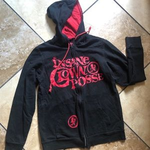 Other - ICP 🤡 Insane Clown Posse 🤡 zip front hoodie